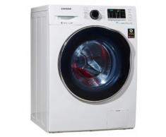 SAMSUNG Waschtrockner WD70J5400AW/EG weiß, Energieeffizienzklasse: A