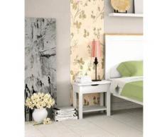 Home affaire Nachttisch »Denver« weiß, pflegeleichte Oberfläche, FSC®-zertifiziert