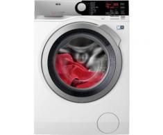 Waschmaschine LAVAMAT L7FE76495 weiß, Energieeffizienzklasse: A+++, AEG