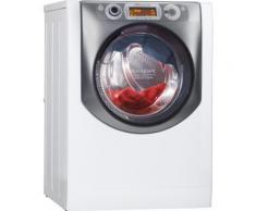 HOTPOINT Waschtrockner AQD1071D 69 EU/A weiß, Energieeffizienzklasse: A