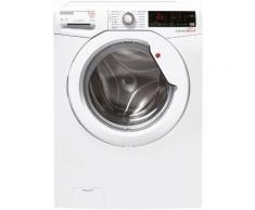 HOOVER Waschtrockner WDXOA G477H-84 weiß, Energieeffizienzklasse: A