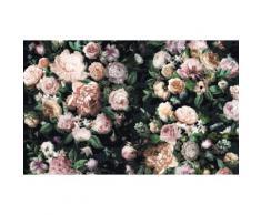 Komar Vlies Fototapete »Victoria Black Panel« rosa, B/H, FSC®-zertifiziert