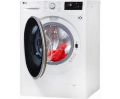 Waschmaschine F14WM8TS1 weiß, Energieeffizienzklasse: A+++, LG