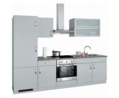Küchenzeile grau, »Amrum«, yourhome
