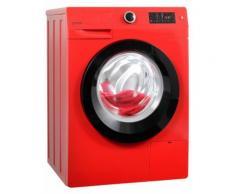 GORENJE Waschmaschine W8543T rot, Energieeffizienzklasse: A+++