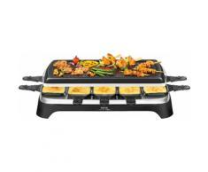TEFAL Raclette RE4588 schwarz