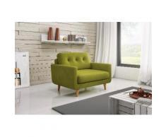 INOSIGN Big-Sessel Loveseat grün, FSC®-zertifiziert