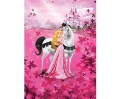 Komar Fototapete 184/254 cm rosa, B/H, »Disney Sleeping Beauty«
