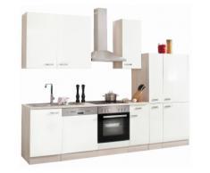 OPTIFIT Küchenzeile »Faro« weiß, ohne Aufbauservice