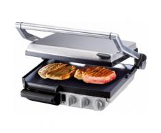 GASTROBACK Kontaktgrill Advanced 42534 silber