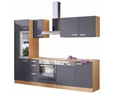 OPTIFIT Küchenzeile grau, mit Aufbauservice, »Odense«