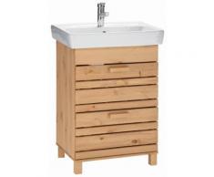 Welltime Waschtisch »Jossy« beige, pflegeleichte Oberfläche, FSC®-zertifiziert