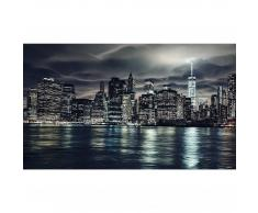 Wandbild Manhattan Lights (70x118)