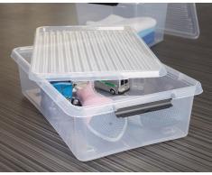 Aufbewahrungsbox / Unterbettroller