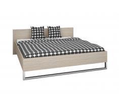 Bett Style (160x200, Eiche)
