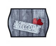 Fußmatte Welcome Hearts (50x70)