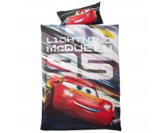 Kinderbettwäsche Cars Lightning (135x200)
