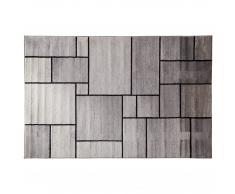 Teppich Echo (160x230, grau)