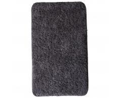 Microfaser-Badematte KRONBORG® Premium (65x110, anthrazit)