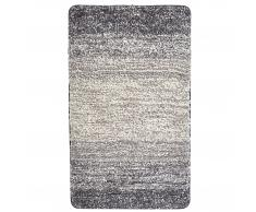 Microfaser-Badematte Relax (65x110, grau)