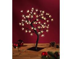 Baum mit 64 LED-Kirschblüten (Höhe 45 cm)