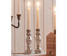 Kerzenhalter (silber)