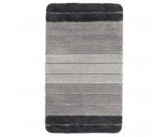Badematte Stripe (65x110, grau)