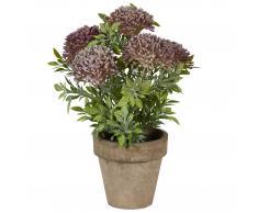 Kunstpflanze im Topf (28 x ø 8,8 cm)