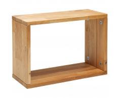 Bücherregal Cubi (Eiche, geölt)