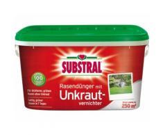 substral, Rasen-Dünger mit Unkrautvernichter -