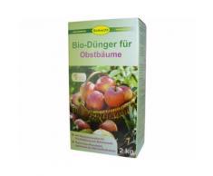 BIO-Dünger für Obstbäume, Obstbaumdünger 2 kg, Schacht