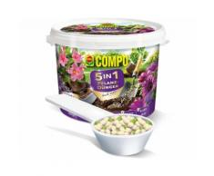 Compo, ® 5 in 1 Pflanz-Dünger,1,5 kg