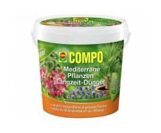 Compo, Mediterrane Pflanzen Langzeit-Dünger,1,5 kg