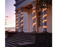 LED Cluster Lights Lichterkette Outdoor