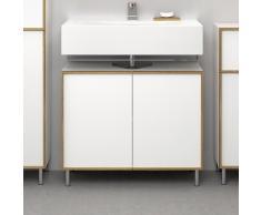 Badunterschrank weiß  Bad Unterschrank » günstige Bad Unterschränke bei Livingo kaufen