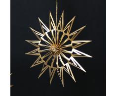 DWM Weihnachtsstern s gold