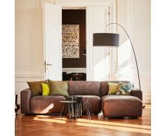 Clifden 3-Sitzer Sofa Longchair rechts Sitzauszug motorisch