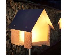 Lichthaus Windlicht mit Stab