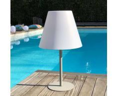 Florina Outdoor Solar LED Tischleuchte
