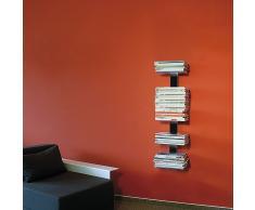 Booksbaum Magazin Wandregal klein