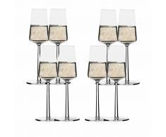 Essence Champagnerglas 8er-Set