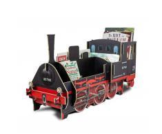 Lokomotive T3 Buchstütze und Zeitungsständer