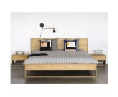 Oak Nordic II Bett