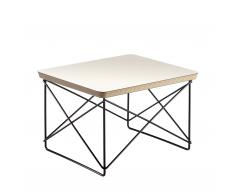 LTR Occasional Table Beistelltisch weiß-schwarz