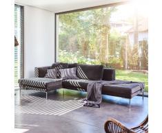 Summer Swell Sofa mit Chaiselongue links