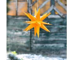 Sterntaler Sternenkette Outdoor LED Lichterkette mit 9 Sternen