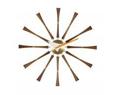 Spindle Clock Wanduhr