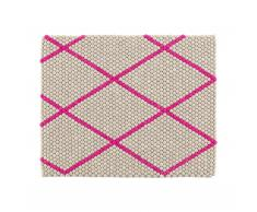 Dot Carpet Teppich  100 hot pink