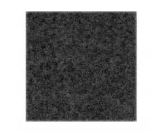 Violan Sitzkissen quadratisch L graphite