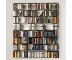 Krossing Regal für CDs - 24 Fächer